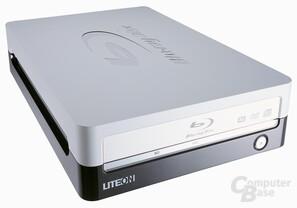 LX-2B1U: Externer Blu-ray-Brenner von Lite-On