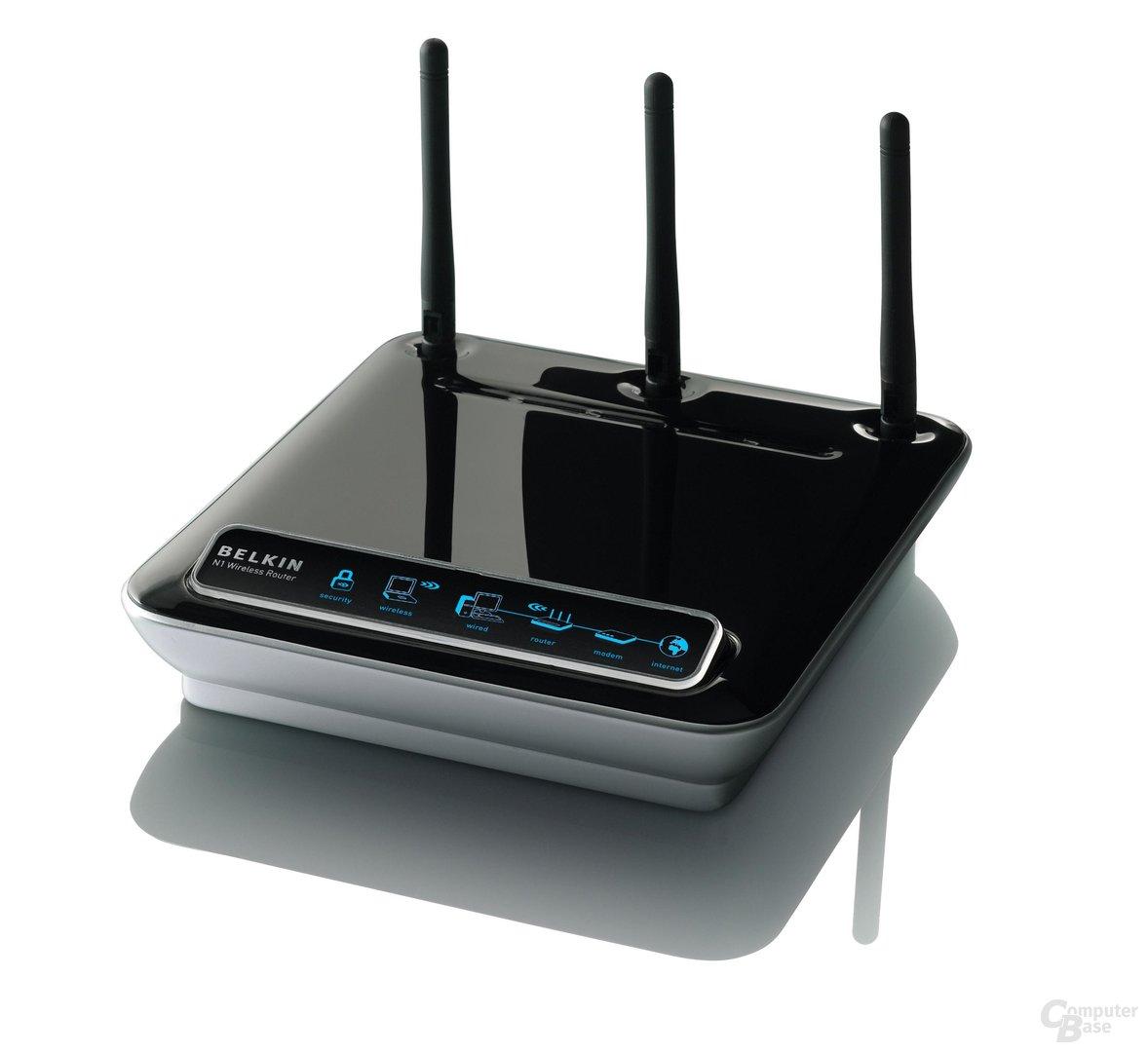 N1 Netzwerk-Serie von Belkin