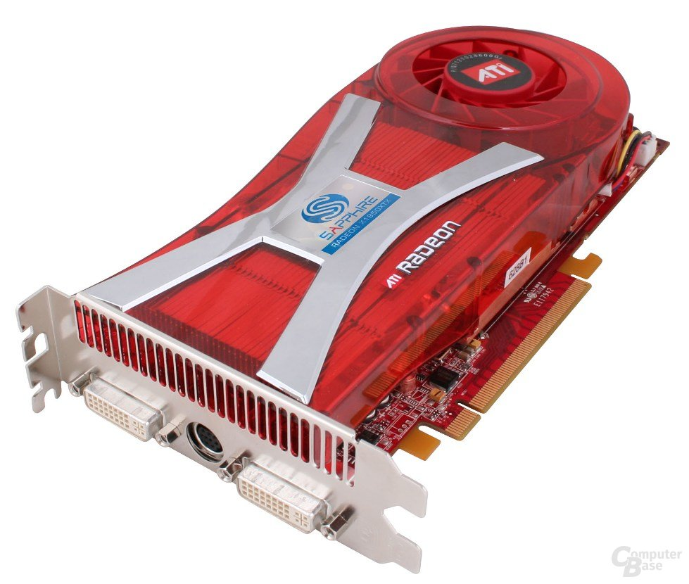 Sapphire Radeon X1950 XTX