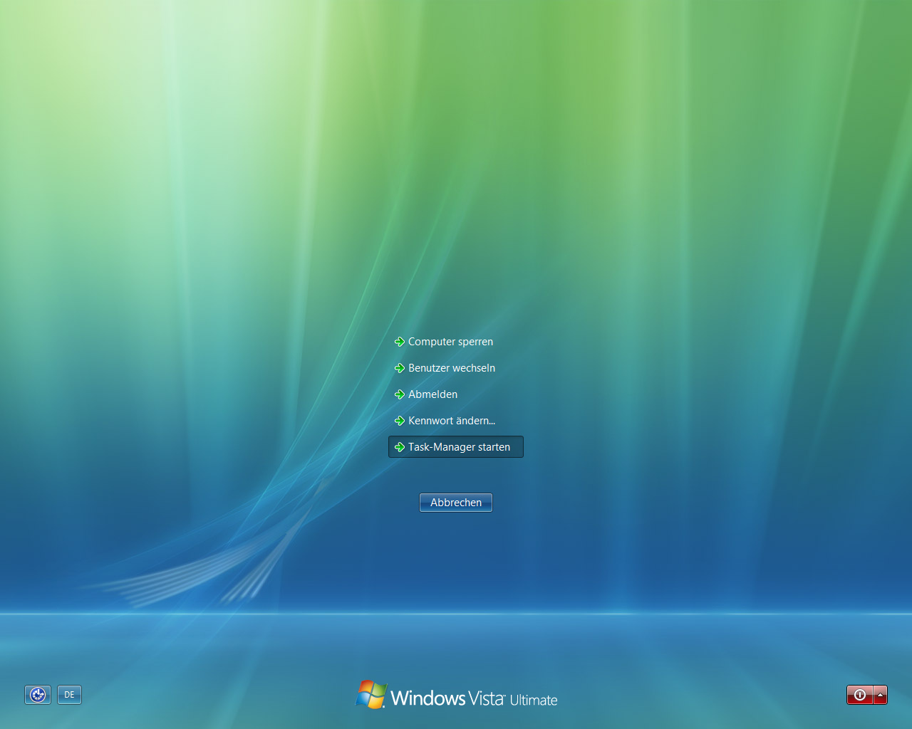 Windows Vista Build 5536 - Strg+Alt+Tab
