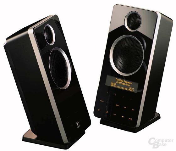 Logitech Z-10 Interactive 2.0 Speaker System