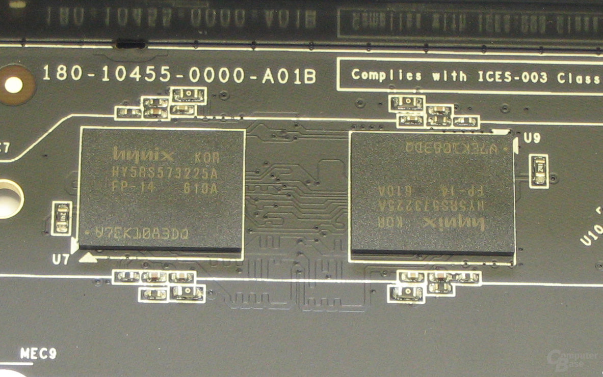 Hynix GDDR3 1,4 ns