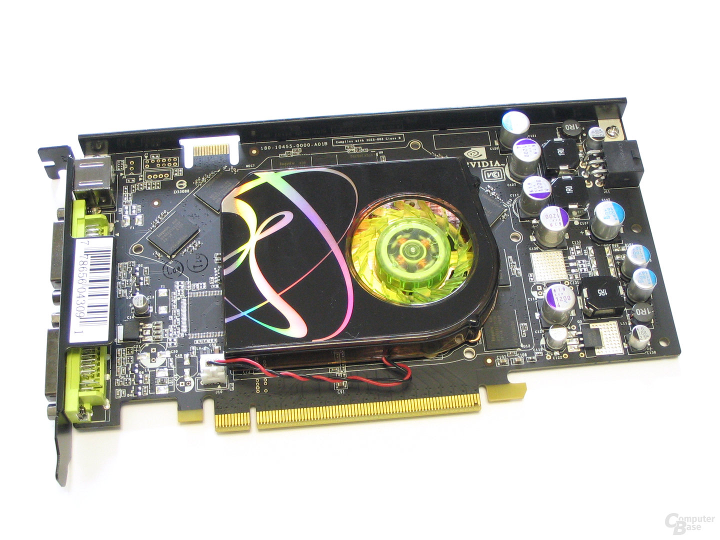 XFX GeForce 7900 GS 480M Extreme