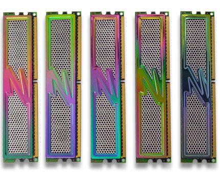 OCZ PC2-9000 Titanium Alpha VX2 DFI Special