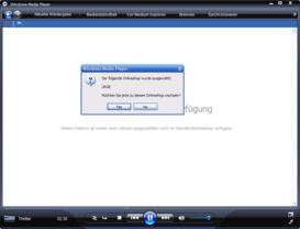 Windows Media Player 11 Beta: URGE von MTV wird getrennt installiert