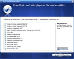 verknüpfte Dateiformate
