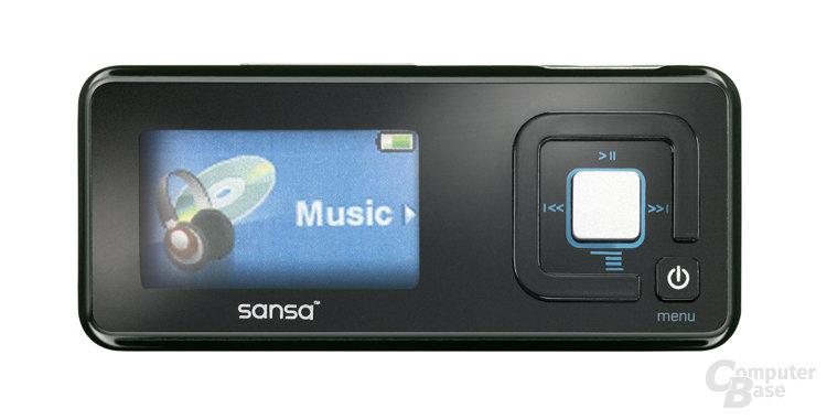 """""""Sansa c200""""-Serie von SanDisk"""