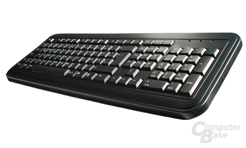 Slim Design Keyboard PERIBOARD-301