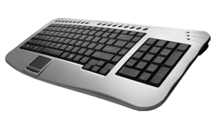Professional Keyboard PERIBOARD-501