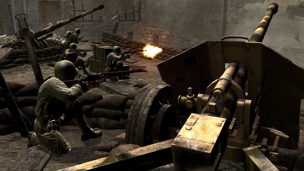 """Call of Duty 3"" für die Playstation 3"