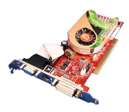 Visiontek Radeon X1300