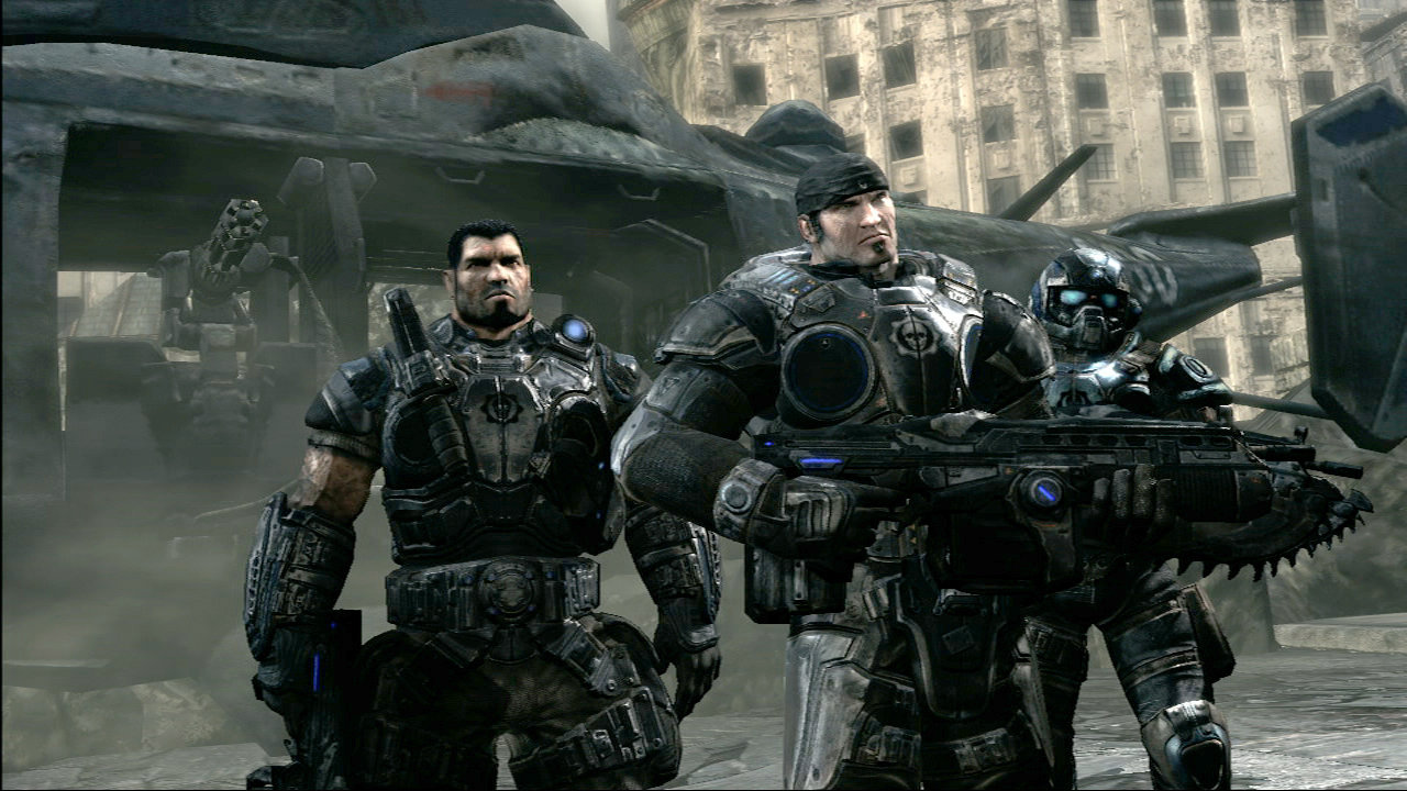 Gears of War für Xbox 360