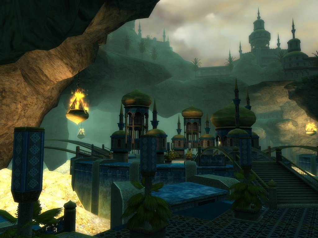 Guild Wars – Nightfall