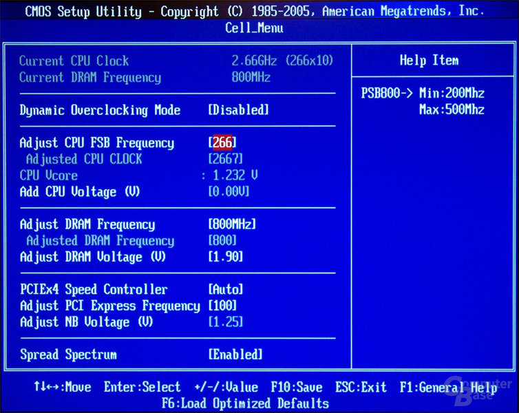 BIOS MSI P965 Platinum