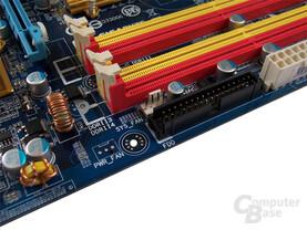 Zweiter 4-Pin-Lüfteranschluss