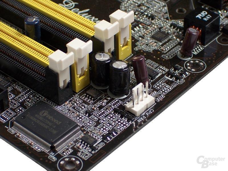 4-Pin-Stromanschluss