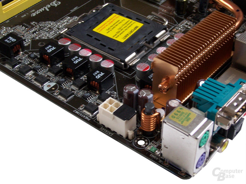CPU-Spannungsversorgung