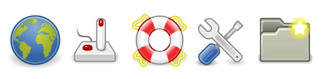 GNOME 2.16 Icon-Theme