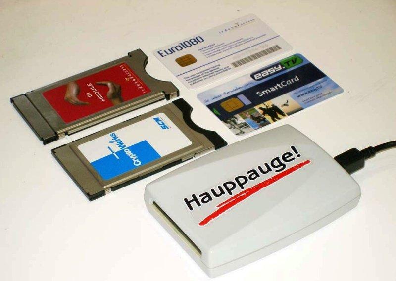 USB-CI-Modul von Hauppauge | Quelle: Golem.de