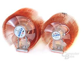CNPS 9700 und CNPS 9500 im Größenvergleich
