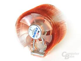 Zalman CNPS 9700 mit LED-Lüfter