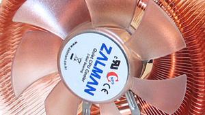 Zalman CNPS 9700 LED im Test: Gute Kühlung, aber nicht absolut leise
