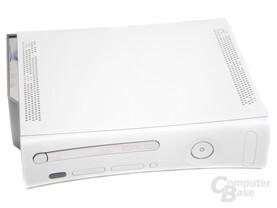 Xbox 360 - Ein Blick ins Innere - Vorher