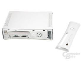 Xbox 360 - Ein Blick ins Innere - ohne Faceplate
