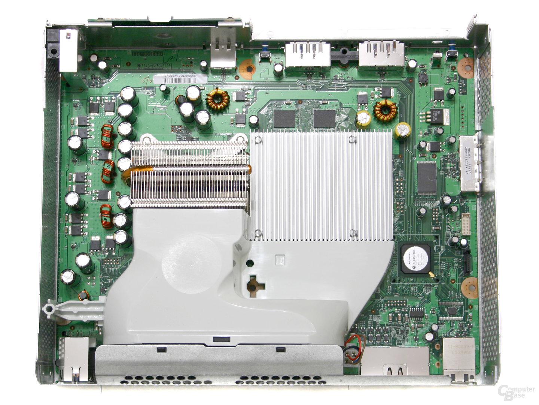 Xbox 360 - Ein Blick ins Innere