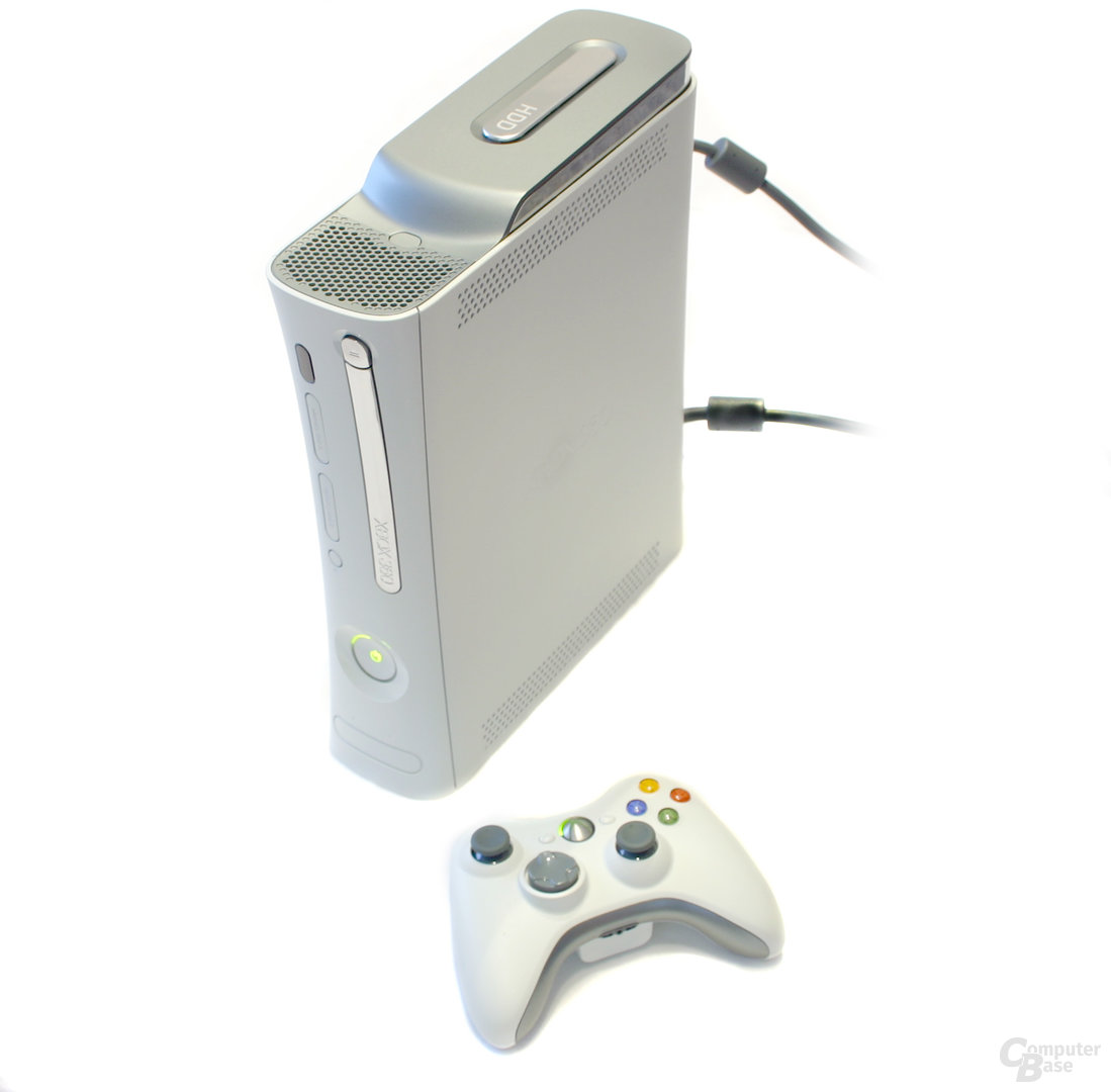 Xbox 360 mit Wireless Controller