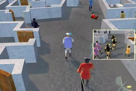 AIseek Demo-Video Simulated City 2