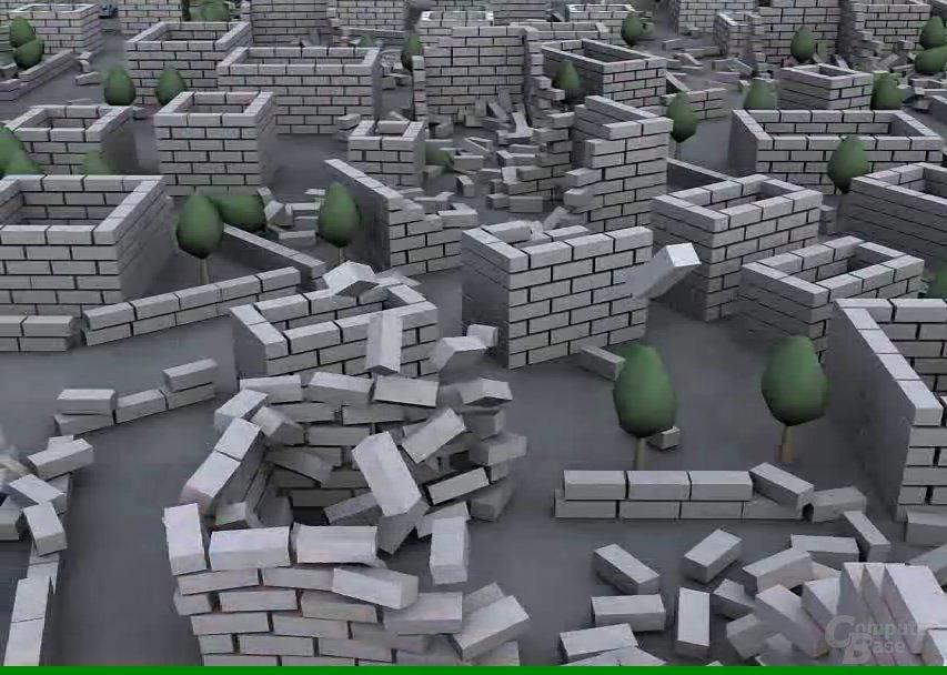 AIseek Demo-Video Tank Battle 2-2