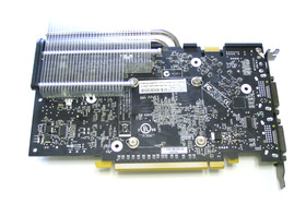 XFX GeForce 7950 GT Rueckseite