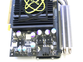 XFX GeForce 7950 GT Spannungswandler