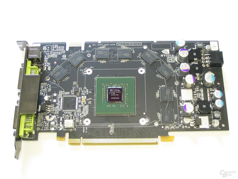 XFX GeForce 7950 GT ohne Kuehler