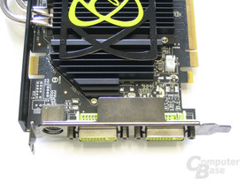 XFX GeForce 7950 GT Front