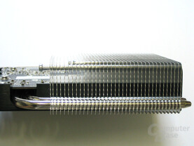 XFX GeForce 7950 GT Heatpipe seitwaerts