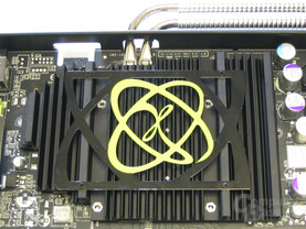 XFX GeForce 7950 GT Kuehler