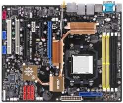 Asus M2N32-SLI Deluxe/Wireless Edition