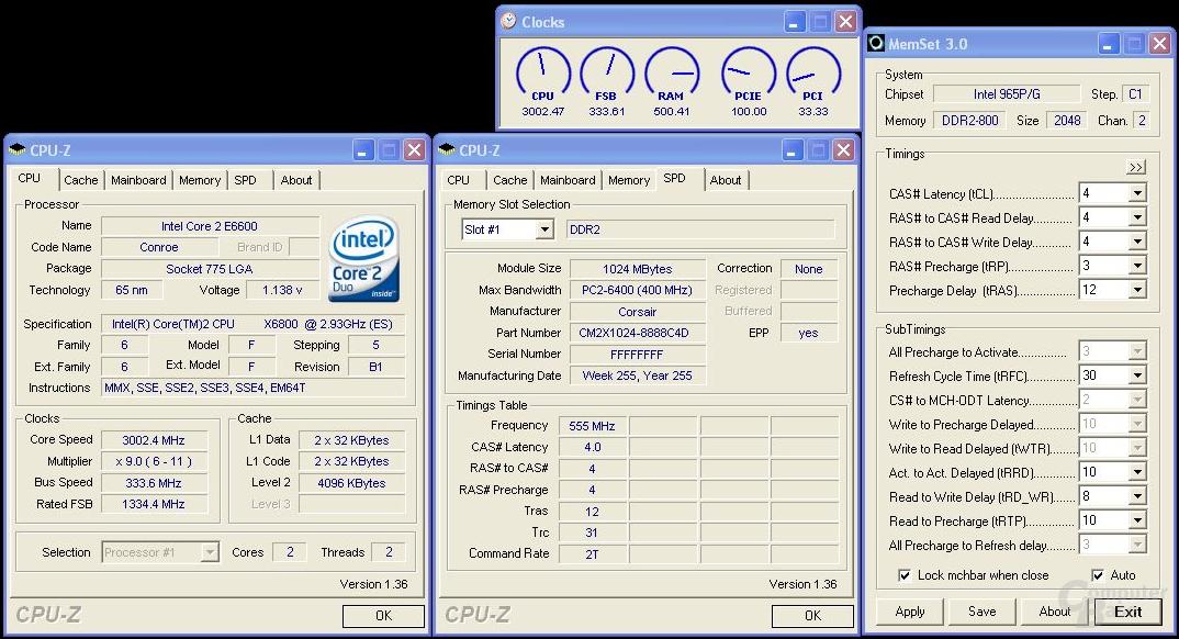 Dominator 1001 MHz