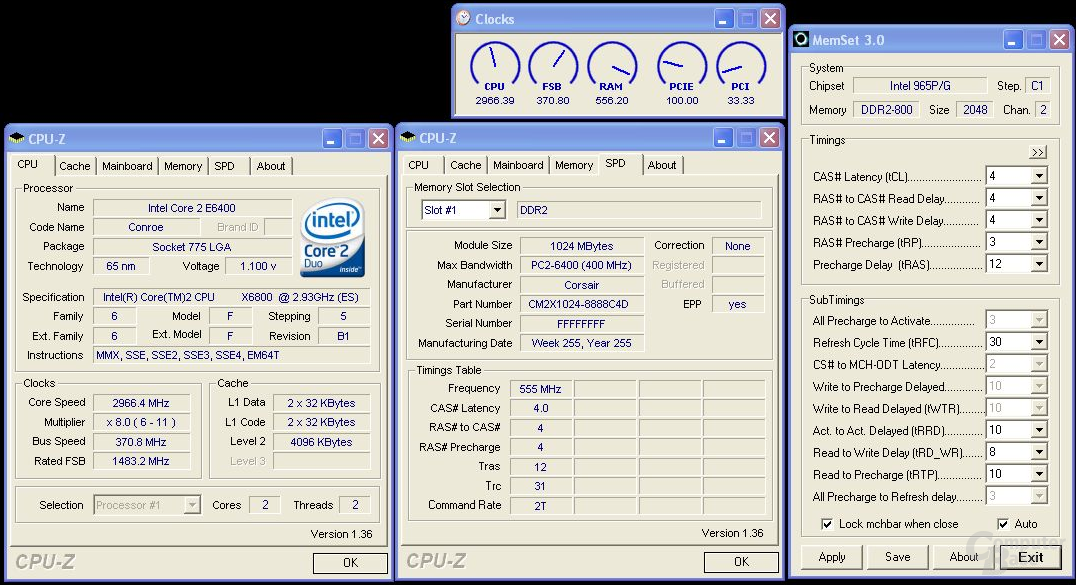 Dominator 1112 MHz