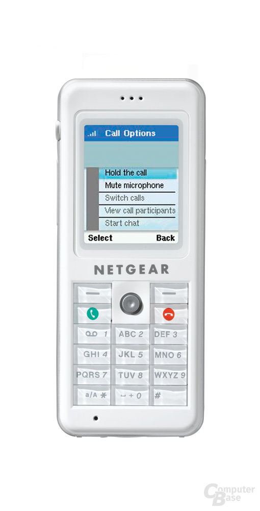 Skype WiFi Phones (SPH101) von Netgear