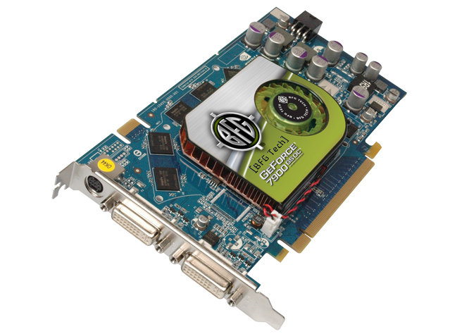 BFG GeForce 7900 GS OC 256MB PCIe