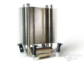 Leichtgewichtiger Hybrid-Aufbau im Nickelgewand
