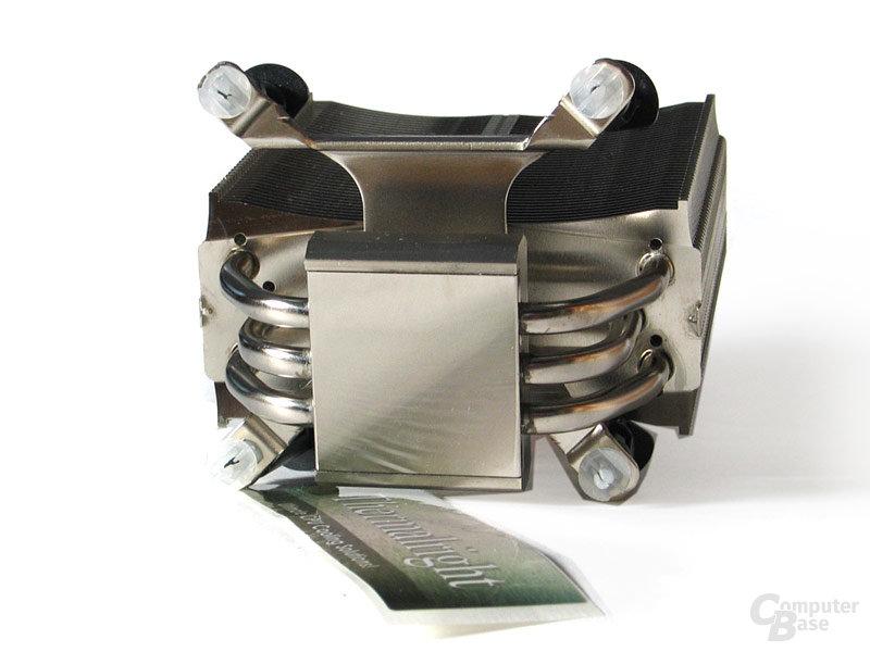 Kupferkühlcore mit dreifach-Heatpipe