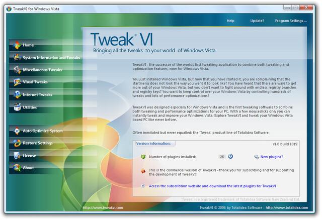 TweakVI 1.0.1090