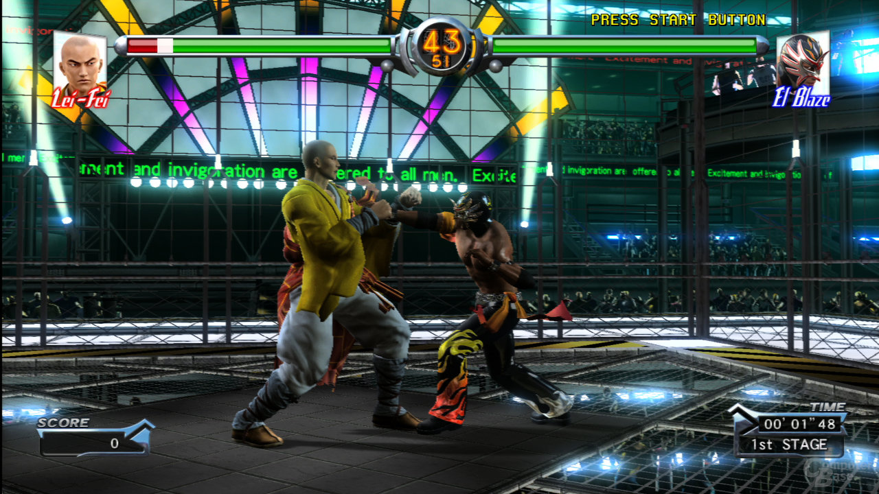 Virtua Fighter 5 von Sega