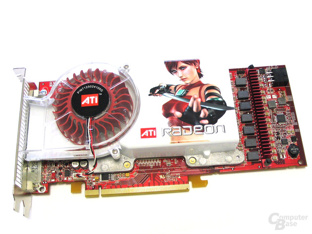 ATi Radeon X1900 XT 256 MB