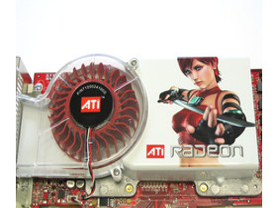 Radeon X1900 XT Kuehlsystem
