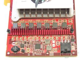 Radeon X1900 XT Spannungswandler
